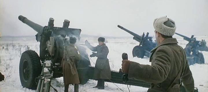 Битва под москвой фильм