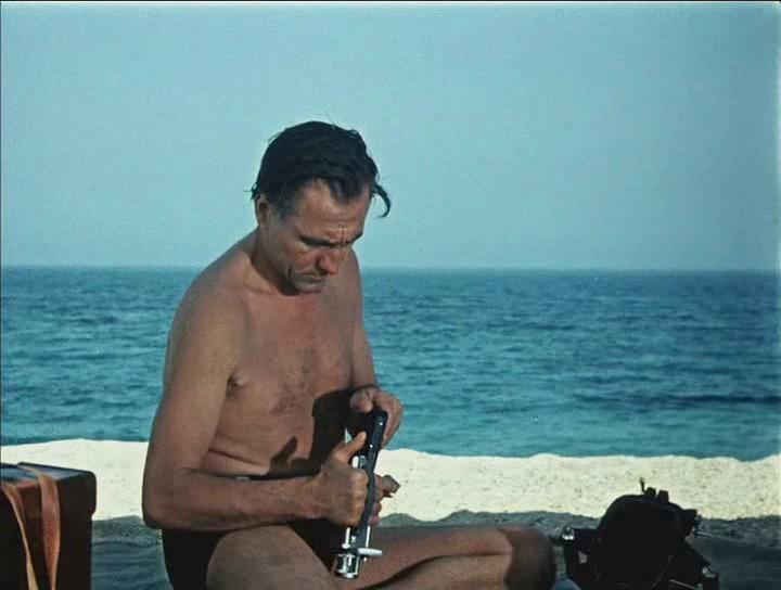 Последний дюйм (1958) dvdrip-avc.