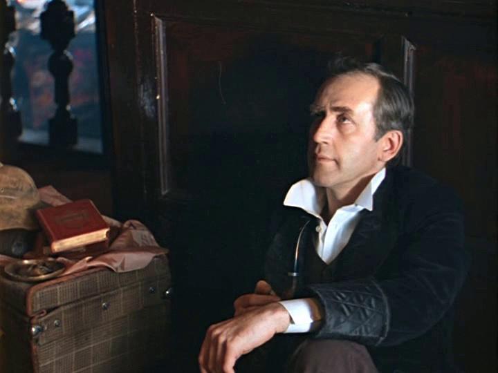 знакомство ватсона и холмса