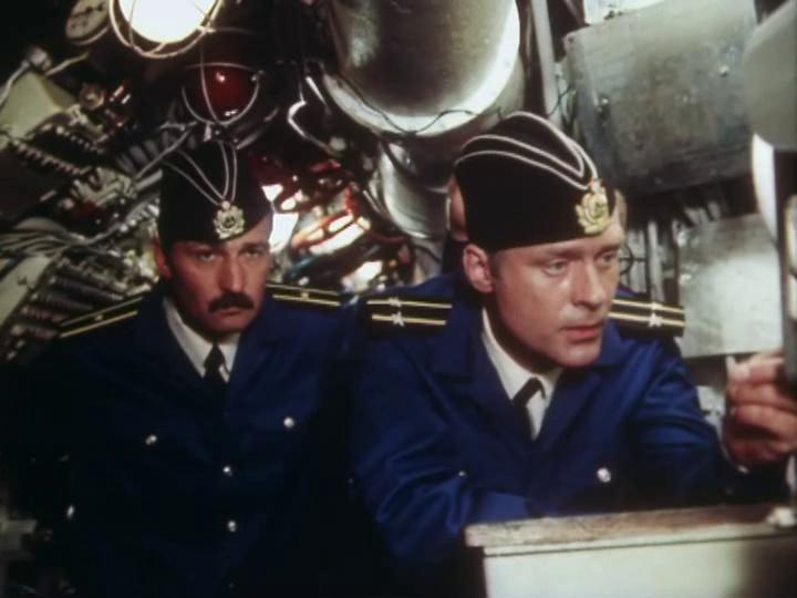 фильм с участием подводной лодки