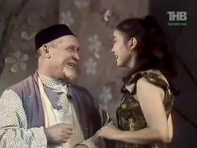 спектакль старик из деревни альдермеш